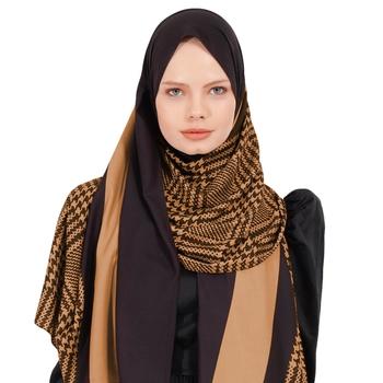 Justkartit Daily Wear BSY Korean Fabric Hijab Scarf Dupatta For Women