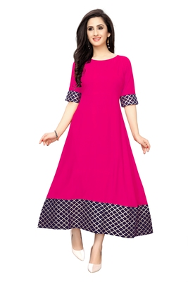 Women's Festive Wear Heavy Rayon Gown