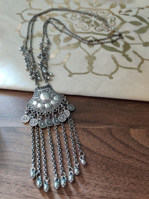 Long Casual Necklace women