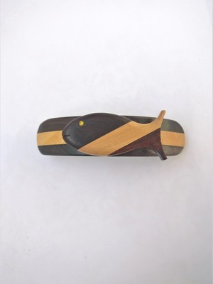Jain Exports Multicolor Wooden hair-clip