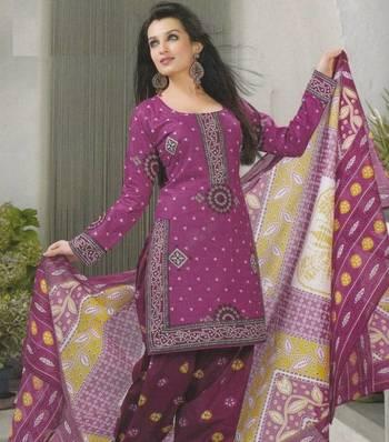 Crepe dress material elegant designer unstitched salwar suit d.no 5151