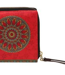 Multicolour Wallets and clutches -Ethnic Collections of Bags