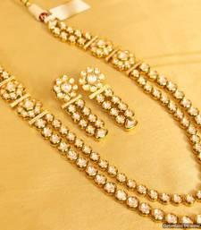 Multicolor Swarovski Crystal necklace-sets