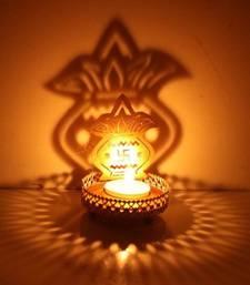 Kalash Shadow Tealight Candle Holder