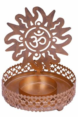 OM Shadow Tealight Candle Holder