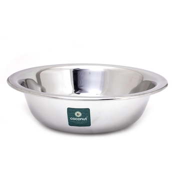 Basin 22Guage /Multipurpose Bowl - Diameter- 15.5 Inches