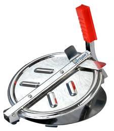kreyam's? Kitchen Utensils Stainless Steel Puri Press Machine (7.5 in)