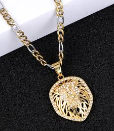 Amazing Classic Look Pendent Chain For Man And Boy
