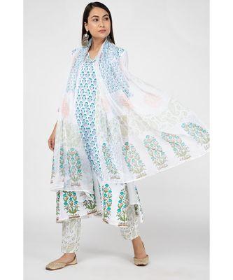 Royal Mughal Suit Set
