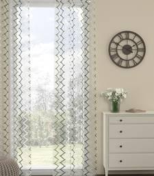 ROSARA HOME Elliott Pack of Single Door Curtain