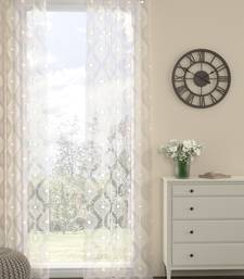 ROSARA HOME Ogge  Pack of Single Door Curtain