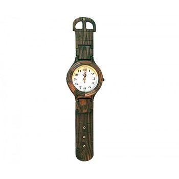 Rosewood Clock  Watch Pattern