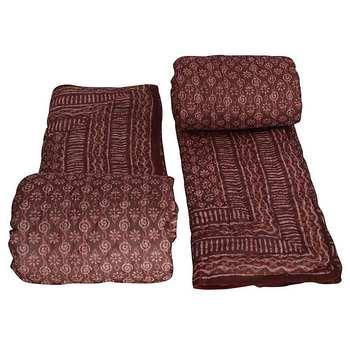 Jaipuri Printed Cotton Single Bed Razai Quilt