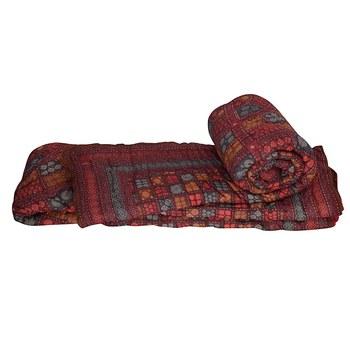 Designer Bagru Print Cotton Single Bed Quilts