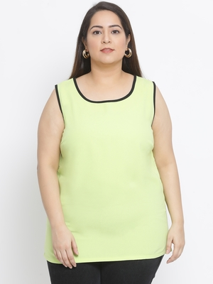 Lemon Choice Plus Size Women Top