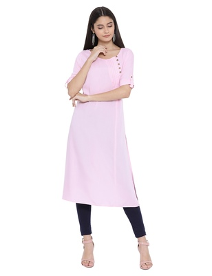 Feline Perry Chic Pastel Tunic