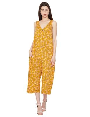Daffodil Charm Vogue Jumpsuit