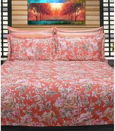 "Urbano Printed Double King Bedsheet ( 108"" x 108"")"