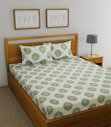 """Orchestra Printed Double Bedsheet ( 90"""" x 100"""" )"""