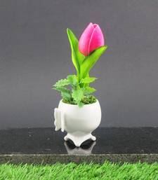 Buy MINI TULIP IN CERAMIC POT thanksgiving-gift online