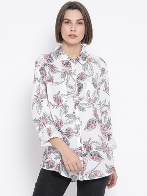 Floral Passion Stephany Women Shirt