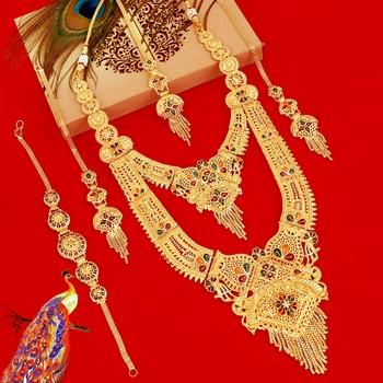 Multicolor necklaces