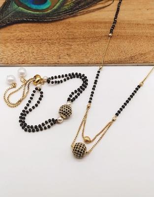 Black diamond jewellery-combo
