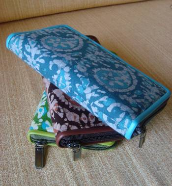 Paisley Wallets