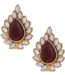 Buy Ethnic Indian Bollywood Jewelry Set starry Earrings Set stud online