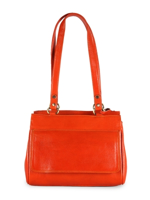 GENWAYNE Leather Women's Handbag