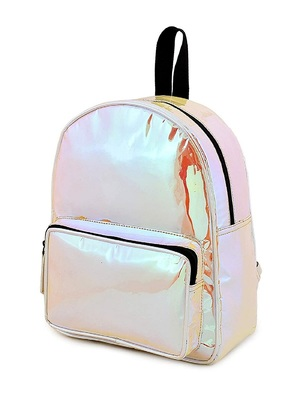 Lychee Bags Designer Holographic Women Backpack