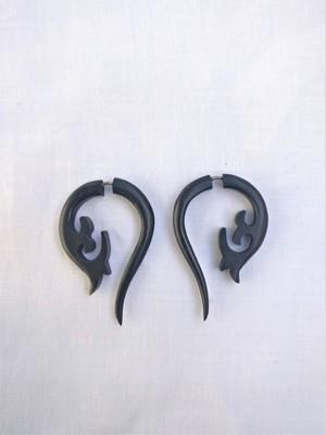 Jain Exports Designer Charm earring wooden