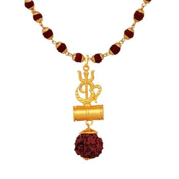 Brown pendants