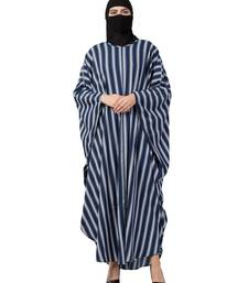 Musheco Kaftan In Striped Fabric