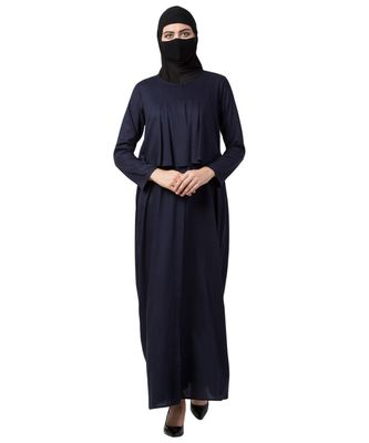 Musheco Modest Dress In Rayon Cotton
