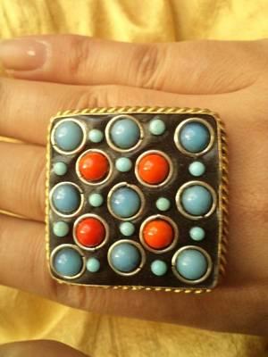 Handmade Finger Ring-120193