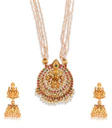 Temple Jewellery Necklace Sets For Women