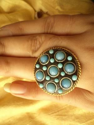 Handmade Finger Ring-120191