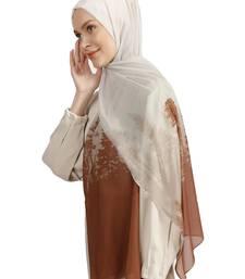 Women's Occasion Wear Bsy Magic Fabric Printed Scarf Hijab