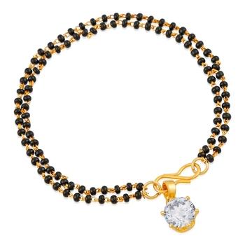 White bracelets
