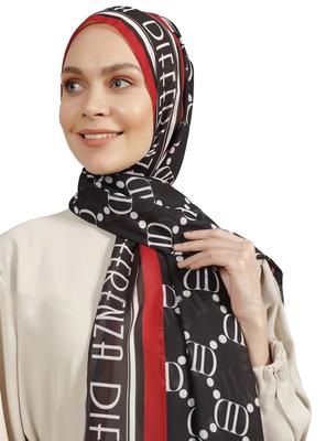 Women's Bsy Magic Fabric Daily Wear Printed Hijab Scarf Dupatta