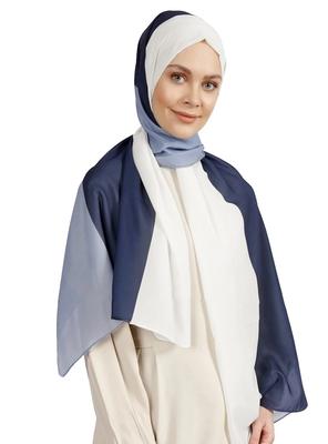 Women's Bsy Magic Fabric Occasion Wear Printed Hijab Scarf