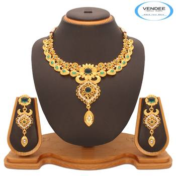 Vendee Fashion Beautiful Necklace Jewelry For Lovely Women's (7203)