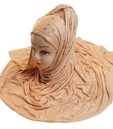 JSDC Daily Wear Women Hosiery 4 Way Stretchable Cotton Scarf Hijab