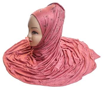 JSDC Hosiery 4 Way Cotton Scarf Hijab For Women Casual Wear