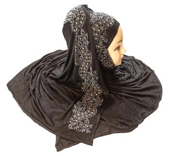 JSDC Women Hosiery 4 Way Stretchable Cotton Scarf Hijab