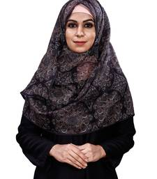 Women's Occasion Wear Printed BSY Magic Fabric Scarf Hijab Dupatta