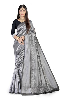 Beautiful Pure Banarasi Silk Woman's saree