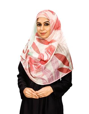 JSDC Women Printed BSY Magic Scarf Hijab Stole