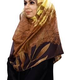 JSDC Women's Daily Wear BSY Magic Printed Scarf Hijab